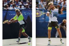 Andre Agassi Nike Tennis Ball