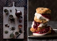 Food & Prop Stylist Rowena Day | Kristin Teig Photography #food #styling #moody
