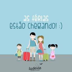 As férias estão chegando :) Viagem   Travel   Turismo