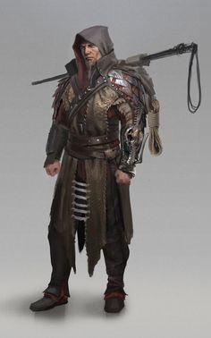 ArtStation - Dragon Hunter 02 , Adrian Wilkins: