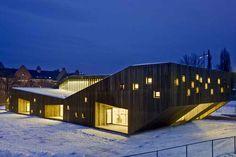 Fagerborg Kindergarten / Reiulf Ramstad Arkitekter