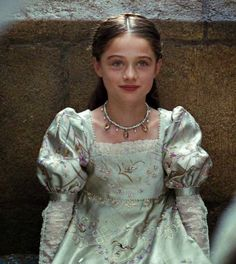 Snow White And The Huntsman - young Snow White