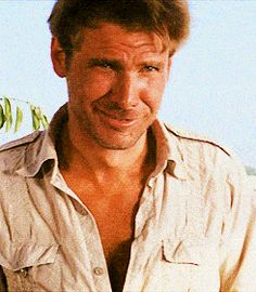 And Harrison Ford.