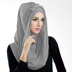 (Milyarda Hijab Deeja Prealy - Abu-abu) Online - Harga (Rp 56,672), Beli Produk Terbaru di Blibli.com, Kualitas Terjamin, Cicilan 0% & Gratis Ongkir.