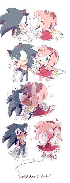 DeviantArt is the world's largest online social community for artists and art enthusiasts, allowing people to connect through the creation and sharing of art. Sonic Funny, Sonic 3, Sonic And Amy, Sonic Fan Art, Sonic The Hedgehog, Hedgehog Movie, Shadow The Hedgehog, Amy Rose, Sonic Anime