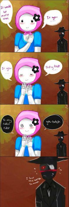 OMG PaintSlick <3 Yussss so cute :3