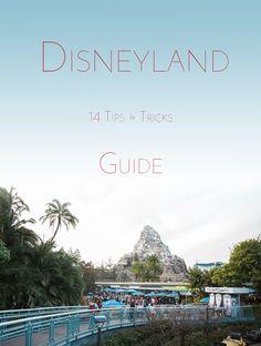 2018 Guide to Disneyland