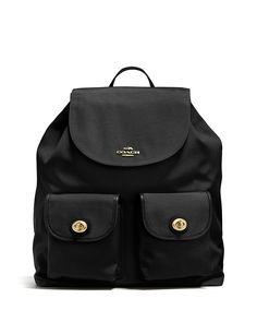 COACH Backpack in Nylon   Bloomingdale's