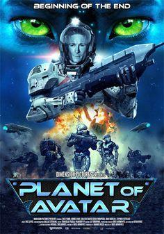 Planet Of Avatar (2017) Dual Audio Movie