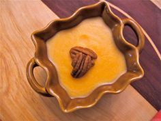 Recipes - Sweet potato maple pudding - - Heart and Stroke Foundation of Manitoba Heart Healthy Desserts, Delicious Desserts, Heart And Stroke Foundation, Fruit Dishes, Home Economics, Recipe For Mom, Custard, Puddings, Ontario