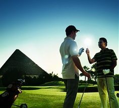 Welcome to Egypt. Blue Sky Travel, Cairo Museum, Cairo City, Places In Egypt, Golf Holidays, Step Pyramid, Golf Tour, Pyramids Of Giza, Egypt Travel