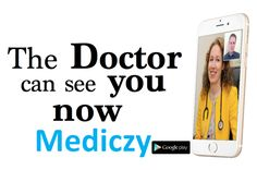 Mediczy: An app that brings the doctor to your phone  https://play.google.com/store/apps/details?id=app.mediczy
