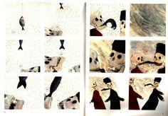L'idiot de Anne HERBAUTS , Editions de l'an 2 – traits féminins  ISBN:978-2848560526