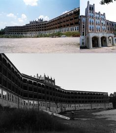 Waverly Hills Sanitorium  4400 Paralee Lane  Louisville, KY 40272 look up the stories on this place, they are amazing. i was obsessed for a while. O_o