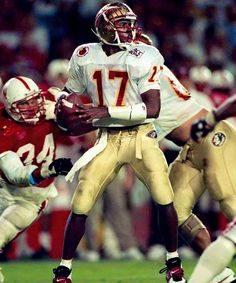 """"""" THE GREATEST """" CHARLIE  WARD   1993"""