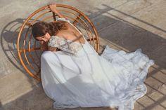 Adeline Bauwin   Robe de mariée: Iris   Crédits: Studio Ohlala   Donne-moi ta main - Blog mariage