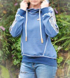 .. mein 1. Hoodie für diesen Herbst . Bei dem nasskalten Wetter kann man den schon echt gut gebrauchen . Lucille  ... ist der neu...