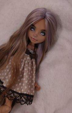 Koh I Noor, Faber Castell, Monster High, Howleen Wolf, Ever After High, Custom Dolls, Wigs, Long Hair Styles, Beautiful