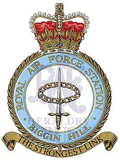 Royal Air Force, Crests, Badges, Wwii, Britain, Scotland, Aircraft, Forget, Army