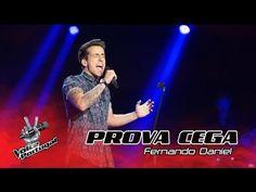 "Fernando Daniel - ""When We Were Young"" | Provas Cegas | The Voice Portugal - YouTube"