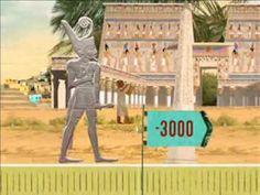 Video - El antiguo Egipto 1 y 2