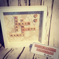 Hey, I found this really awesome Etsy listing at https://www.etsy.com/uk/listing/250288259/personalised-scrabble-wall-art-perfect
