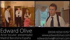 Actores en Madrid Barcelona España. Modelos para television, cine, TV, spots. Locutores, presentadores y dobladores de locuciones, voz en off y doblaje.