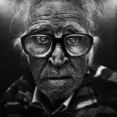 by LJ., via Flickr The gripping portraiture of accountant turned self-taught photographer Lee Jeffries Gritty and powerful portraits, most often of the homeless.