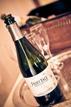Fairy Tale champagne toast at a Disney wedding #Disney #wedding #champagne #happilyeverafter