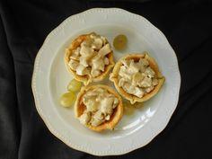 Tartaletas de pollo en salsa de uvas #tercercumpleblogmaggie | Mi mundo pinkcake