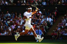 Rafael Nadal Photos - Wimbledon: Day 8 - Zimbio