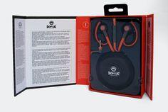 Popclik Headphones Packaging on Packaging Design Served