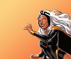 "yelenanat: ""Ororo Munroe in X-Men Gold 015 "" Storm Comic, Storm Xmen, Storm Marvel, Marvel Vs, Marvel Comics, Marvel Women, Marvel Girls, Comics Girls, Marvel Heroines"