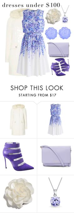 """""""Dresses Under $100"""" by kawaiialpacapuff ❤ liked on Polyvore featuring Luxe, Chicwish, Luichiny, Cara and Bling Jewelry"""