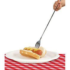 ¿Eres de los que no tiene el culo quieto en la silla cuando come porque en las mesas grandes no alcanzas los platos de centro? Pues a partir de ahora se acabaron tus problemas, te proporcionamos la herramienta adecuada.