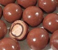 Peanut Butter Malted Milk Balls Product