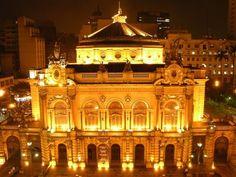 Teatro Municipal - Sao Paulo