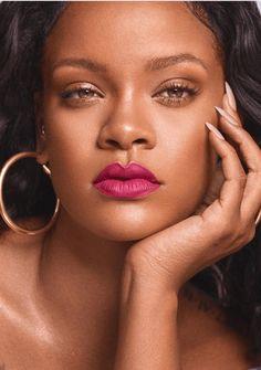 Bnib Fenty Beauty By Rihanna Mattemoiselle Plush Matte Lipstick - Candy Venom Rihanna Fenty Beauty, Rihanna Makeup, Rihanna Riri, Rihanna Style, Rihanna Lipstick, Rihanna Swag, Rihanna Face, Rihanna Music, Lipstick Shades