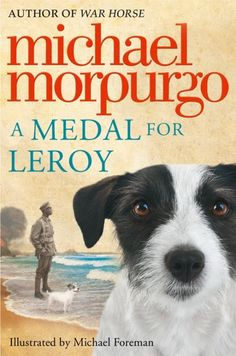 Inspired by the true story of Walter Tull the first black officer in the British army, this covers both WW1 and WW2 and draws upon Michael Morpurgo's own experience of discovering that his family wasn't as straight forward as he believed. Haunting!