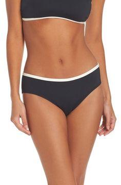 KATE SPADE hipster bikini bottoms. #katespade #cloth #