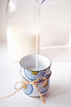 Recept na domácí kokosové mléko • CukrFree.cz