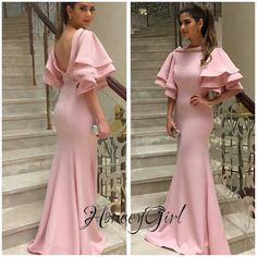 Pink Prom Dress ,Satin Prom Dress ,sexy Prom Dress ,Backless Prom Dresses,new Prom Dress CR 3159 Backless Mermaid Prom Dresses, Pink Prom Dresses, Girls Formal Dresses, Pink Dress, Sexy Dresses, New Dress, Dress Prom, Party Dresses, Evening Dress Long