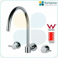 Are you looking for Kitchen Products like kitchen taps and kitchen mixer? We are providing Kitchen tap with high quality in reasonable price. Visit us http://fontaineind.com.au/product-category/kitchen/tapware-kitchen-tapware/ today!!