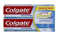 Colgate Total Toothpaste Gel with Fluoride - Fresh Mint Stripe - Best Natural Toothpaste, Best Whitening Toothpaste, Colgate Toothpaste, Tooth Sensitivity, How To Prevent Cavities, Personal Hygiene, Mouthwash, The Fresh, Fresh Mint