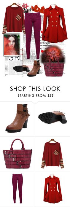 """""""shein 7"""" by amelakafedic ❤ liked on Polyvore featuring Great Plains"""