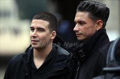 Vinny and Pauly D...sorry I think these two would be fun to hang with for a brief time