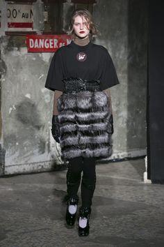 Look 24 FW1617  #neithnyer #hauntedseason #fashion #theonetowatch