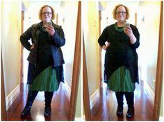 My Style - 21 August 2013 #plus #size #fashion #curvy #TS14+ #K #Overland Footwear