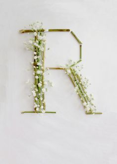 Expressive Typeface - Baby's Breath by Keziah Chong, via Behance
