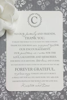 Check out this item in my Etsy shop https://www.etsy.com/listing/203034304/printable-wedding-thank-you-card